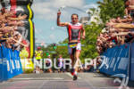 Viktor Zyemtsev is number one at the Ironman Coeur d'…
