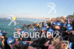 Exit of the triathletes