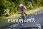 Brian Rhodes on the bike course of Muncie 70.3