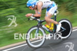 Andreas Raelert on the bike at the Ironman European Championship…