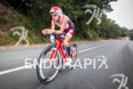 Melissa Rollison on bike at the 2012 Ironman 70.3 Vineman…
