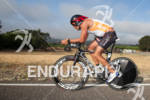 Terenzo Bozzone on bike at the 2012 Ironman 70.3 Vineman…