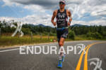 Andy Potts on second lap of the run at the…