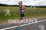 Andy Potts at the 2012 Ironman Lake Placid Triathlon in…