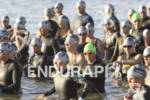 Age group swim start at the 2012 Ironman Boulder 70.3…