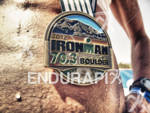 A medal rightfully earned at the finish line of the…