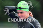 Jonathan BROWNLEE (GBR) before the start at the 2012 London…