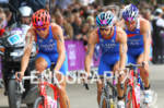 Olympic men on bike at the 2012 London Olympics Men's…