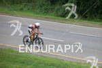 Maik Twelsiek bikes  the 2012 Ironman U.S. Championships on August…