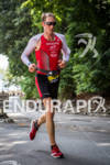 Trevor Wurtele on run at the 2012 Ironman U.S. Championships…