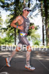 TJ Tollakson on run at the 2012 Ironman U.S. Championships…