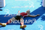 Patrick Lange is exhausted at the Ironman 70.3 European Championship…