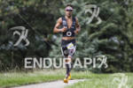 Mario DeElias on the run course at Ironman 70.3 Steelhead…