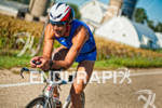Eduardo Sturla cycling through the farmlands towards a 2nd place…