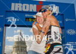 Cherisa Wernick and her Mom celebrate after her 3rd place…