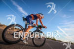 Paul Amey on bike at the 2012 Ironman 70.3 World…