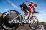 JAMES BOWSTEAD on bike at the 2012 Ironman 70.3 World…