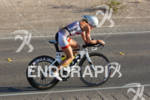 Kelly Williamson on bike at the 2012 Ironman 70.3 World…