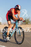 Heather Wurtele on bike at the 2012 Ironman 70.3 World…
