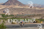 Athletes bike through the scenic Nevada desert at the 2012…
