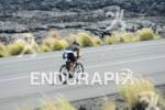 Athlete during his bike training for  the 2012 Ironman World…