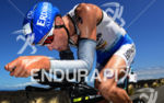 Andreas Raelert on the bike at the Ironman World Championship…