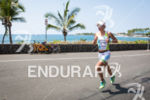 Miranda Carfrae out on the run at the Ironman World…
