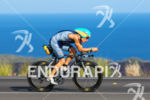 Sebastian Kienle bikes the scenic Queen K at the Ironman…
