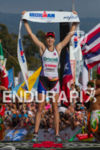 Leanda Cave is the new World Champion at the Ironman…