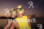 Pros Frank Silvestrin and Felipe Guedes discuss the swim course…