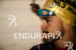 Pro igor Amorelli focused before race start at the Ironman…