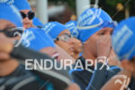Age grouper tries to see the buoys at the Ironman…