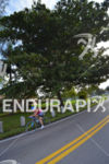 Cycling at the Ironman 70.3 Miami in Miami, USA on…