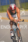 Pro Alberto Casadei (ITA) at the Ironman 70.3 Miami in…