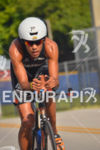 Pro Santiago Ascenco at the Ironman 70.3 Miami in Miami,…