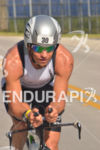 Frank Silvestrin at the Ironman 70.3 Miami in Miami, USA…