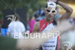 Age groupers during the run course at the 2012 Ironman…