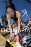 Preparations at the 28th Ultraman World Championships held on the…