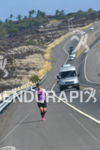 Ultraman Yasuko on run Day 3 at the 28th Ultraman…