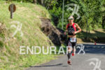 Argentina's Mario de Elias at the Ironman 70.3 Pucon in…