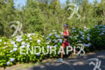 Reinaldo Colucci flies thru the flowers field at the Ironman…