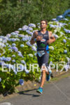 Guilherme Manocchio at the Ironman 70.3 Pucon in Pucon, Chile…