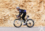 Triathletes in the Arava Valley