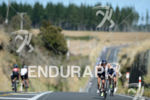 Cameron Brown cycles the hills of Taupo, 2013 Ironman New…