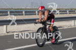 Melissa Hauschildt, AU, at the 2013 Abu Dhabi International Triathlon,…