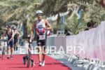 Eneko Llanos, ESP, at the 2013 Abu Dhabi International Triathlon,…