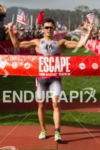 Javier Gomez is the men's winner of the 2013 Escape…