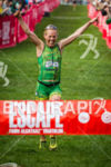 Heather Jackson is victorious at the 2013 Escape from Alcatraz…