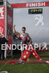 Spain's Javier Gomez claims first place victory at the 2013…