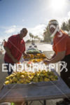 Aid Station at the 2013 Ironman San Juan 70.3  March…